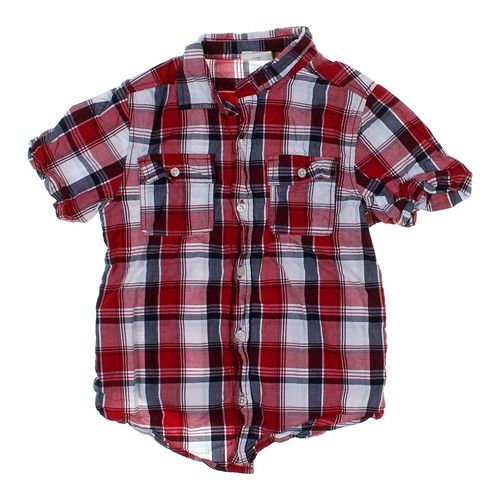 Crazy 8 Button-up Shirt in size 5/5T at up to 95% Off - Swap.com