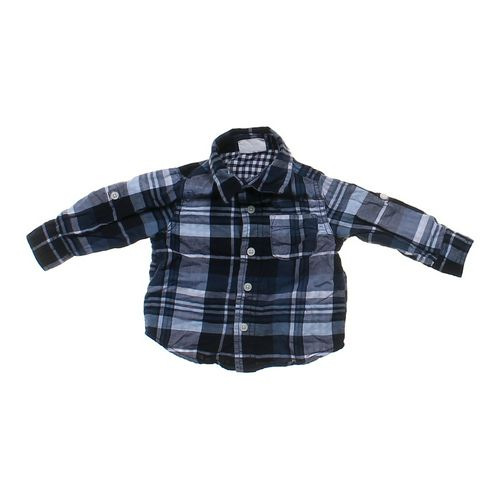 Crazy 8 Button-up Shirt in size 9 mo at up to 95% Off - Swap.com