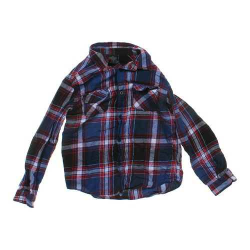 Faded Glory Button-up Shirt in size 14 at up to 95% Off - Swap.com