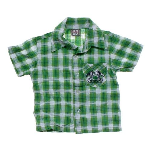 Fifty Fifty Button-up Shirt in size 2/2T at up to 95% Off - Swap.com