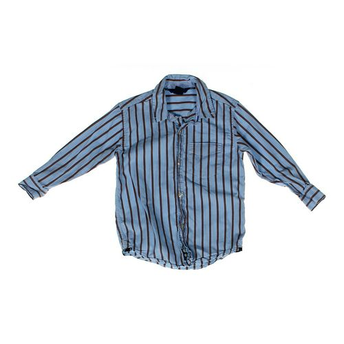 Gap Button-up Shirt in size 4/4T at up to 95% Off - Swap.com