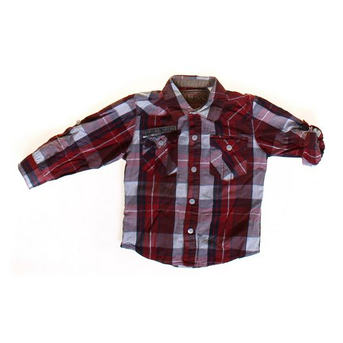 GUESS Button-up Shirt in size 2/2T at up to 95% Off - Swap.com