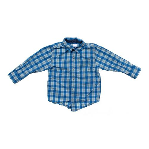Gymboree Button-up Shirt in size 3/3T at up to 95% Off - Swap.com