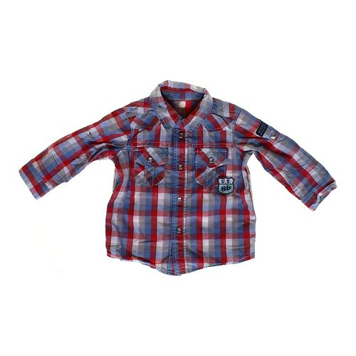 Koala Kids Button-Up Shirt in size 6 mo at up to 95% Off - Swap.com