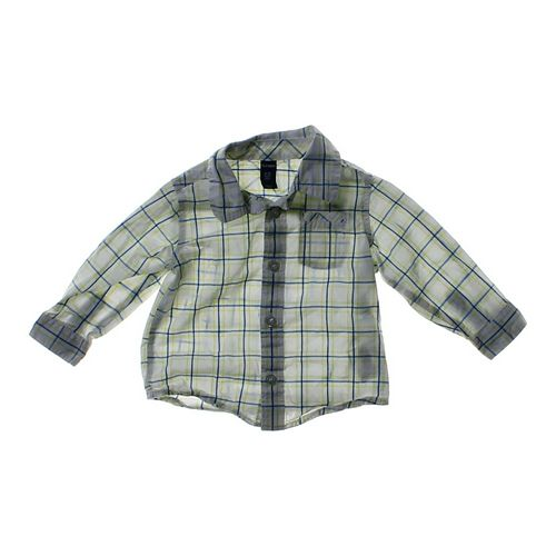 Old Navy Button-up Shirt in size 6 mo at up to 95% Off - Swap.com