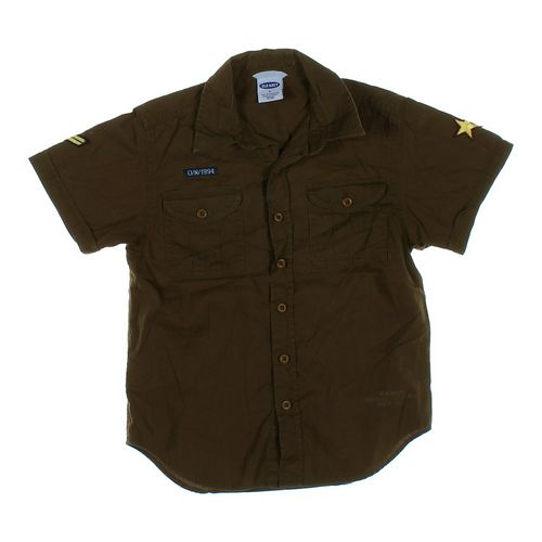 Old Navy Button-up Shirt in size 6 at up to 95% Off - Swap.com