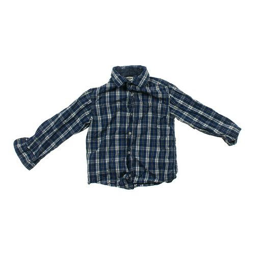 OshKosh B'gosh Button-up Shirt in size 8 at up to 95% Off - Swap.com