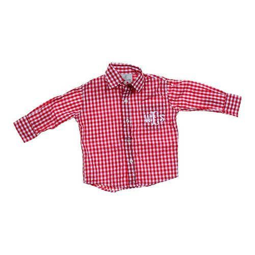Southern Living Button-up Shirt in size 2/2T at up to 95% Off - Swap.com