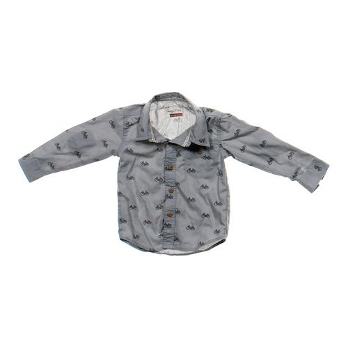Sovereign Code Button-up Shirt in size 12 mo at up to 95% Off - Swap.com