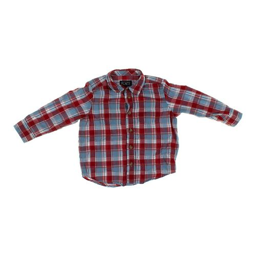 The Children's Place Button-up Shirt in size 3/3T at up to 95% Off - Swap.com