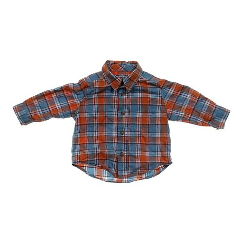 The Children's Place Button-up Shirt in size 6 mo at up to 95% Off - Swap.com