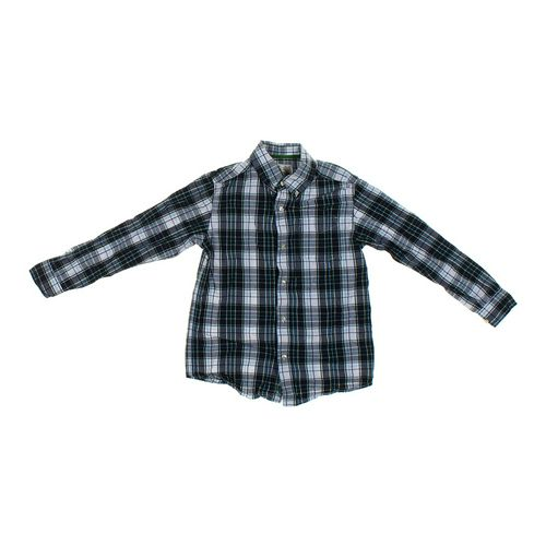The Children's Place Button-up Shirt in size 7 at up to 95% Off - Swap.com