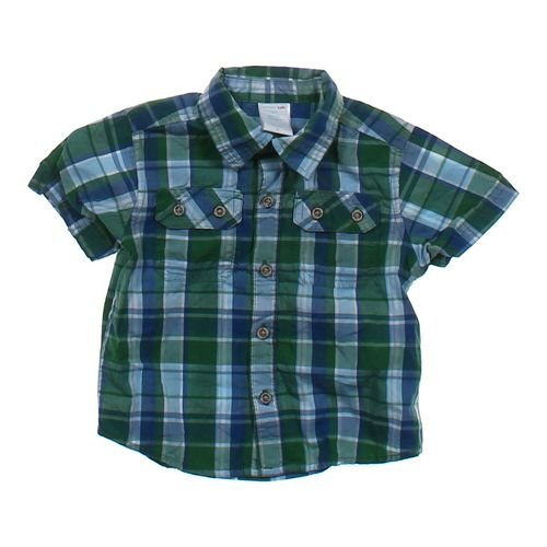 WonderKids Button-up Shirt in size 2/2T at up to 95% Off - Swap.com