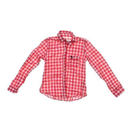 Abercrombie Kids Button-Up Shirt in size JR 13 at up to 95% Off - Swap.com