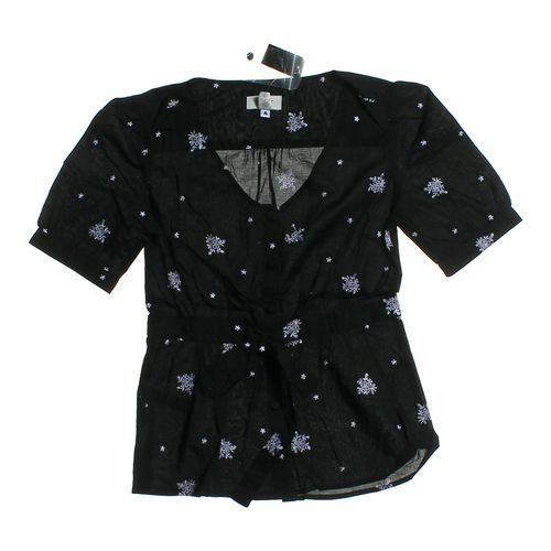 Ann Taylor Loft Button-up Shirt in size JR 0 at up to 95% Off - Swap.com