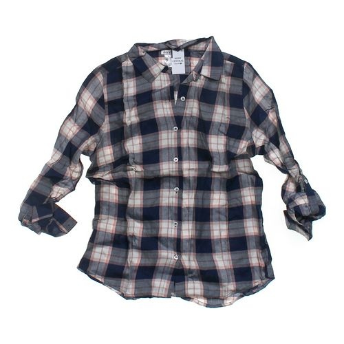 Dizzy Lizzy Button-up Shirt in size JR 7 at up to 95% Off - Swap.com