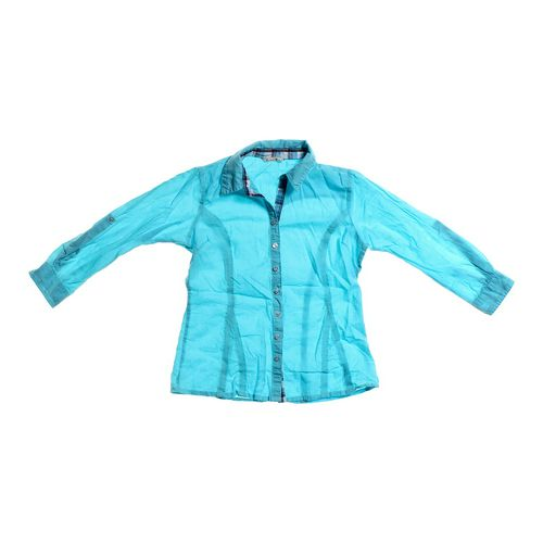 Jeans Wear Button-up Shirt in size JR 11 at up to 95% Off - Swap.com