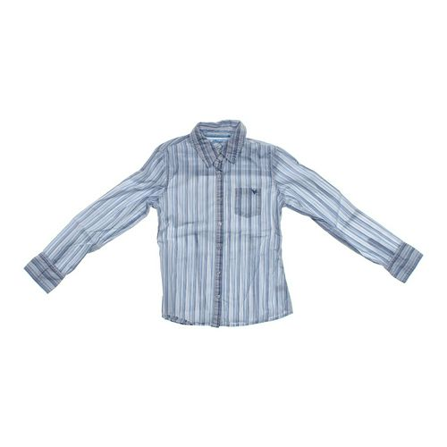 Justice Button-up Shirt in size 12 at up to 95% Off - Swap.com