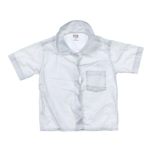 M Mills Button-up Shirt in size 10 at up to 95% Off - Swap.com
