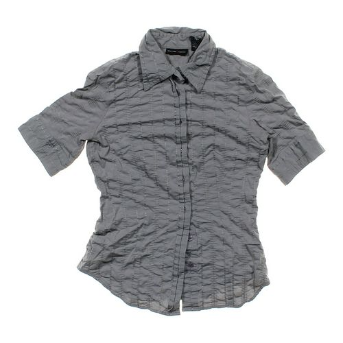 New York & Company Button-up Shirt in size JR 3 at up to 95% Off - Swap.com