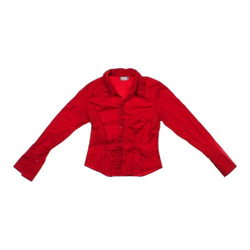 Rave Button-up Shirt in size JR 7 at up to 95% Off - Swap.com