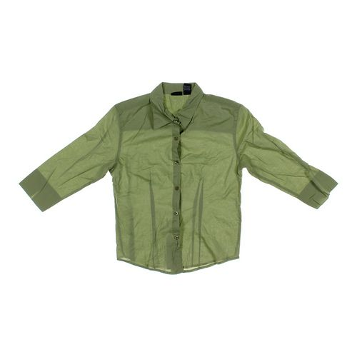 Tangents Button-up Shirt in size JR 7 at up to 95% Off - Swap.com