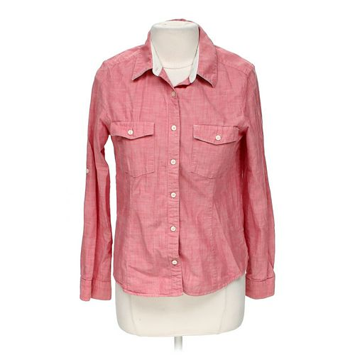 Forever 21 Button-up Shirt in size M at up to 95% Off - Swap.com
