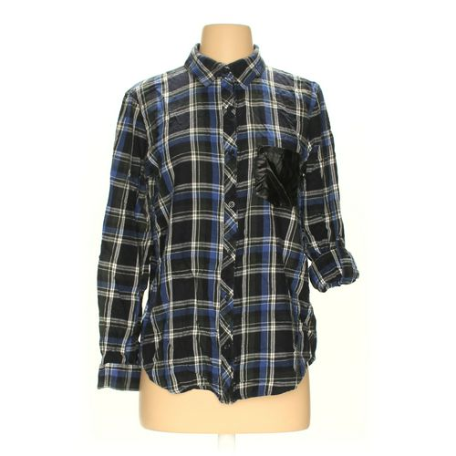 Forever 21 Button-up Shirt in size S at up to 95% Off - Swap.com