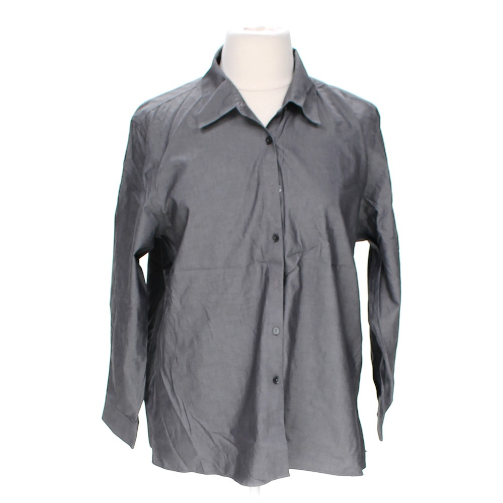 Foxcroft Button Up Shirt Online Consignment