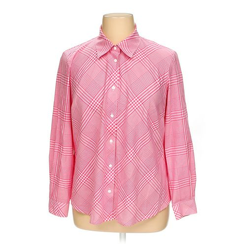 Foxcroft Button-up Shirt in size 14 at up to 95% Off - Swap.com