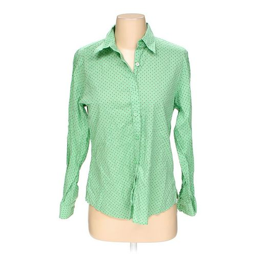 Foxcroft Button-up Shirt in size 4 at up to 95% Off - Swap.com