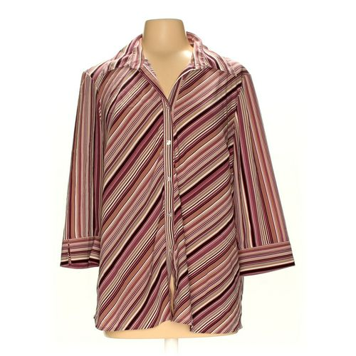 Fred David Button-up Shirt in size L at up to 95% Off - Swap.com