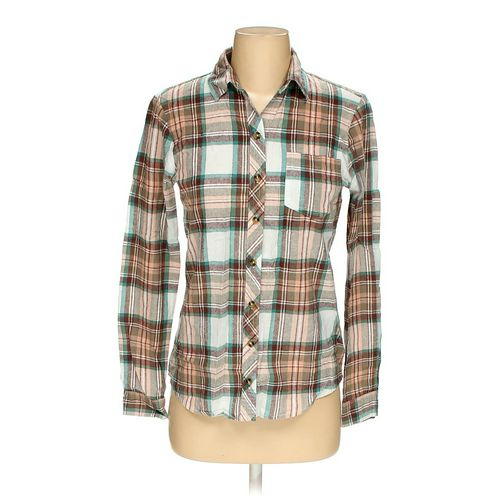 Full Tilt Button-up Shirt in size S at up to 95% Off - Swap.com