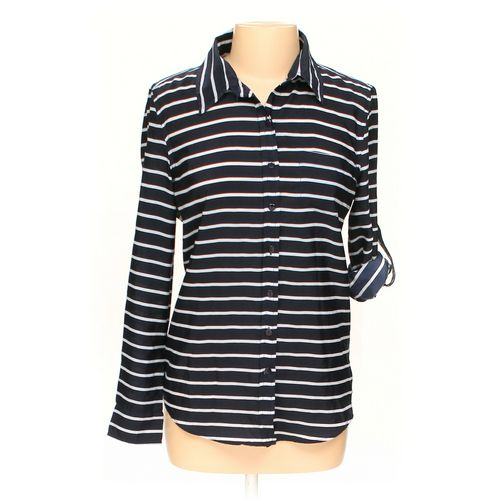 Fun & Flirt Button-up Shirt in size L at up to 95% Off - Swap.com