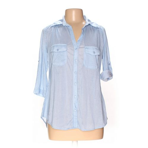 G Collection Button-up Shirt in size L at up to 95% Off - Swap.com