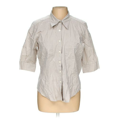 Gap Button-up Shirt in size L at up to 95% Off - Swap.com