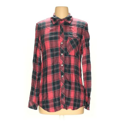 Gap Button-up Shirt in size XS at up to 95% Off - Swap.com