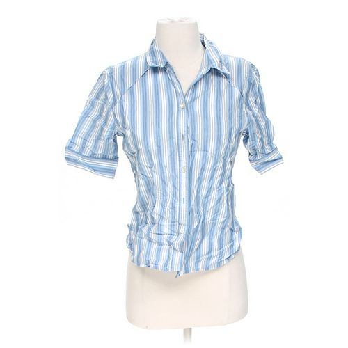 Gap Button-up Shirt in size S at up to 95% Off - Swap.com