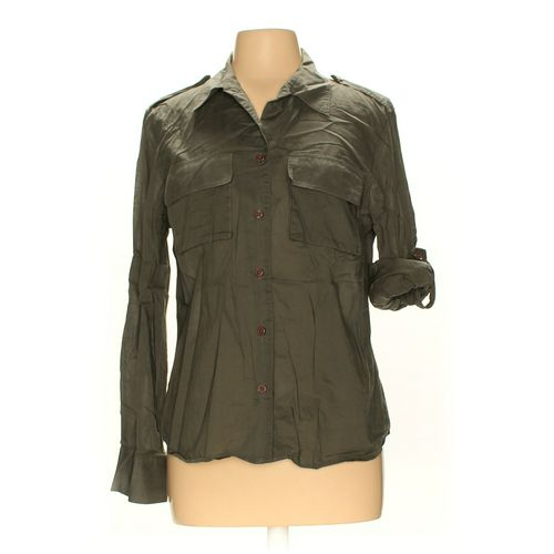 Geoffrey Beene Button-up Shirt in size 12 at up to 95% Off - Swap.com