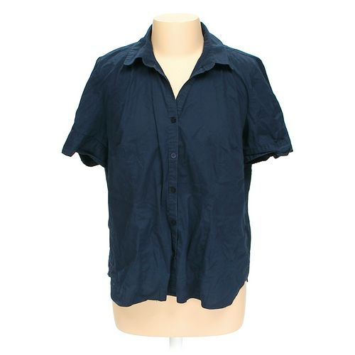 GEORGE Button-up Shirt in size 16 at up to 95% Off - Swap.com