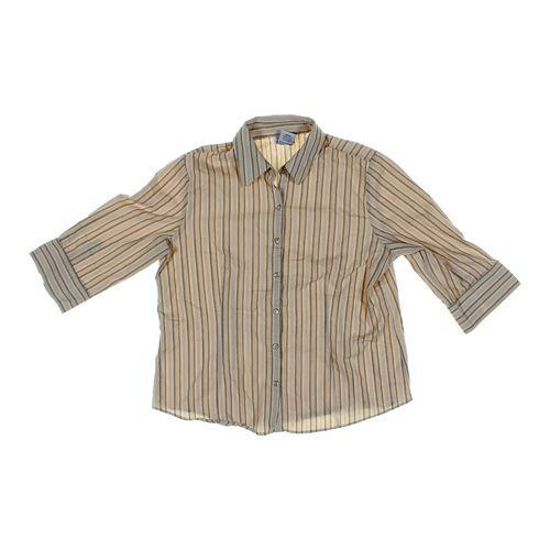 GEORGE Button-up Shirt in size L at up to 95% Off - Swap.com