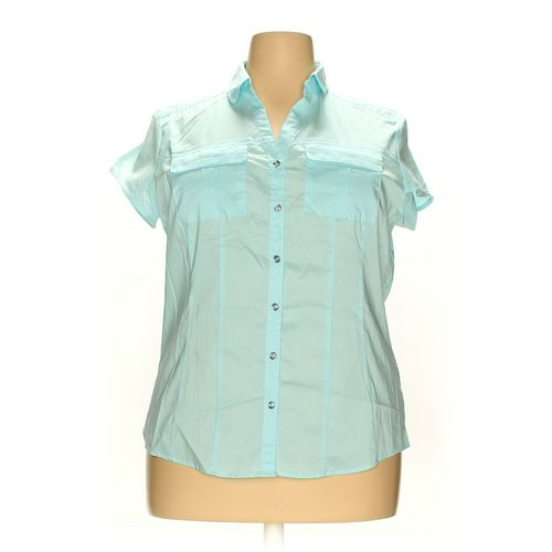 GEORGE Button-up Shirt in size 20 at up to 95% Off - Swap.com