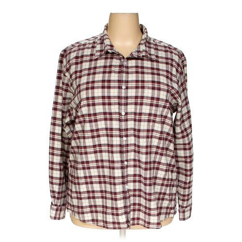 G.H. Bass & Co Button-up Shirt in size XXL at up to 95% Off - Swap.com