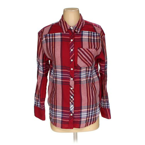 Girl Krazy Button-up Shirt in size S at up to 95% Off - Swap.com