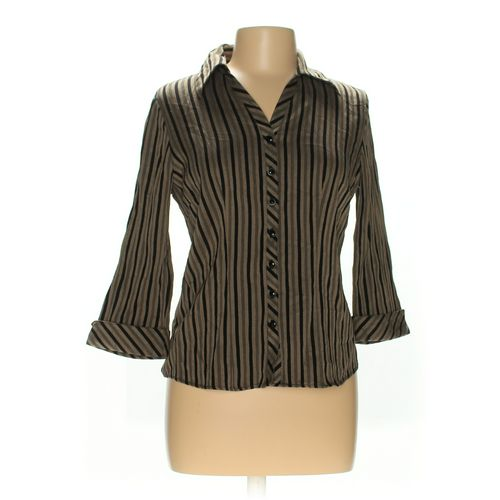 Gloria Lance Clothing Button-up Shirt in size M at up to 95% Off - Swap.com