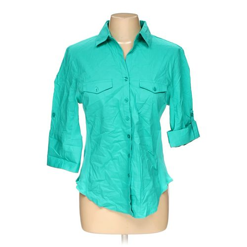 grand & greene Button-up Shirt in size M at up to 95% Off - Swap.com