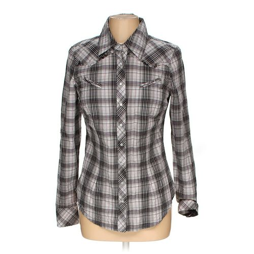 GUESS Button-up Shirt in size M at up to 95% Off - Swap.com