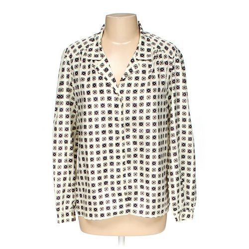 Haberdashery Button-up Shirt in size 14 at up to 95% Off - Swap.com