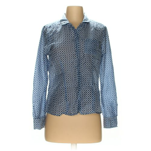 Halogen Button-up Shirt in size S at up to 95% Off - Swap.com