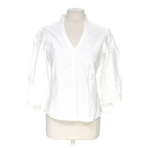 Harve Benard Woman Button-up Shirt in size M at up to 95% Off - Swap.com